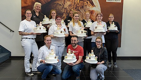 Cake Decoration Basiskurs mit Betty